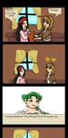 Harvest Moon: Level Up!!!! by SaintsSister47