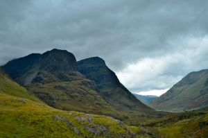 The Wild Highlands by SoulOracle