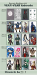 Art over the years meme by Beyond-Birthday-666