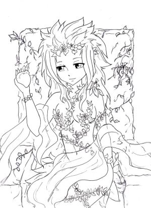 Levy as Persephone :)