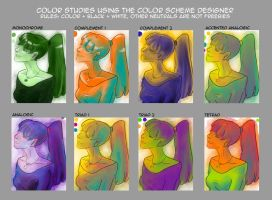 Color Meme Practice by Naminational