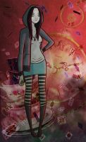 Modern Alice by norrling