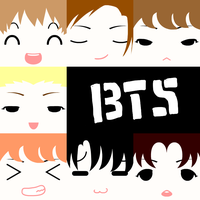 BTS Icon by kringoe