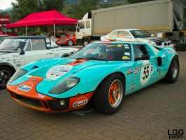 Ford GT40 mkI '66 by franco-roccia