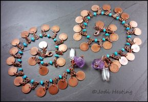 Gypsy Anklets by andromeda