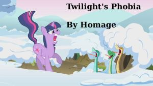 Twilight's Phobia Chapter 7 by CobaltBrony