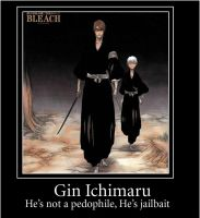 Gin DeMotivational Poster by Danielle-chan