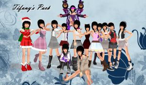 : : TIFANY PACK DL : : by tifany1988