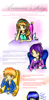 Arianna's story by Eeveelutions95