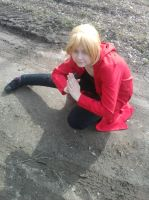 Edward Elric ~cosplay by Evan~ by EvanAkita