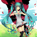 Vocaloid: World is Mine by lian-ne