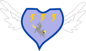 Request: GoldenheartXx's Thunderbolt COA by RainyHooves