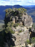 Blue Mountains 02 by VampireSybelle-Stock