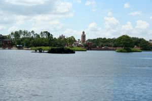 EPCOT World Showcase Stock 11 by AreteStock