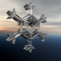 SnowFlake Generator by Aexion