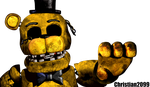 Golden Freddy - Here I am by Christian2099