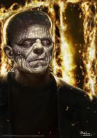 Frankenstein - Waiting for the by Ilacha
