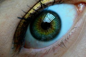My Colorful Eye by treeclimber411