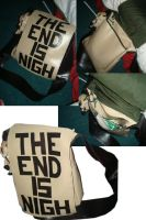 Sign bag by HappilyDeluded889