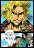 Infinite - Ch.4 The Prince and Protector - Pg|3 by 1H3ro