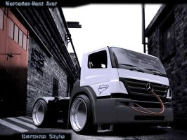 Mercedes Axor GermanStyle by skilldesign01