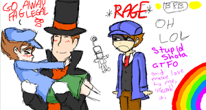 iScribble Fun 10 by Saber-chan