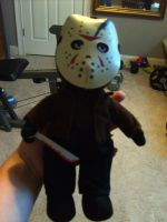 My Jason Doll XD XD XD by Criss-Angel-lover