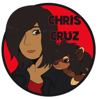 Chris badge by Insol
