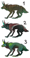 Hell Hound - Adopts CLOSED by Callias