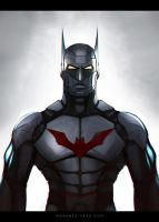 batman beyond by TheFearMaster