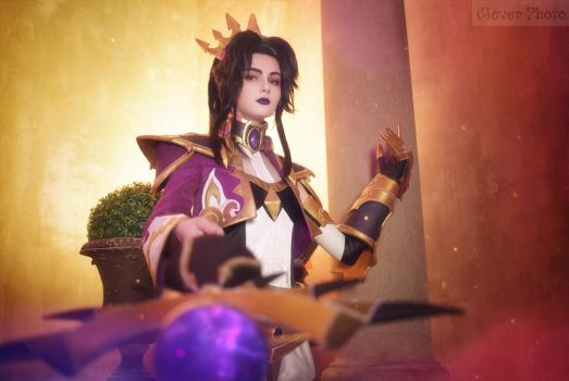 Li-Ming Cosplay - Heroes of the Storm by SigmaNas