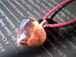 Heart for Haiti shimmerstone by Bright-Circle