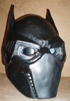 Batman consept mask by lionback