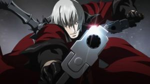 Devil May Cry Dante by kanamelover101
