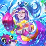 Pool Party LULU by MonoriRogue