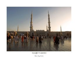 ' Masjid Nabawi ' by anchan06