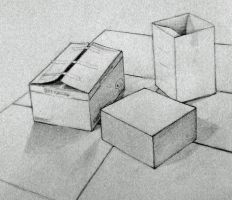 Boxes by Grwobert