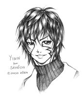 Yinn from Saihoshi by Pukalince