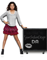 Welcome DA by SaraFashionDesign