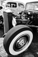 White Wall Tires by wheeler-photographic