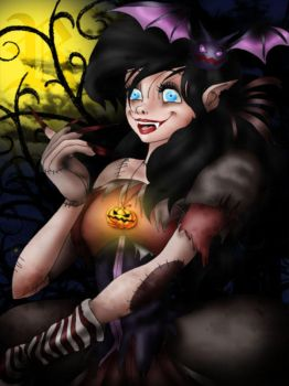 CONTEST Enty Halloween Melody2 by ClubMelody