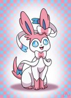 Sylveon by Red-Flare