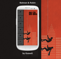 Batman and Robin by GusseG