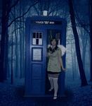 The Tardis in Purgatory by xxx-TeddyBear-xxx