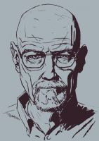 Walter White by N-airTM