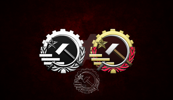 Revised Soviet Union Emblem by AscendedTerran