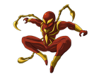 Spider-Man (Iron Spider) by Kumata