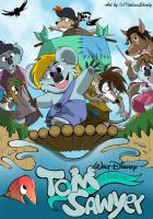 Tom Sawyer-The Adventures by ItalianShorty