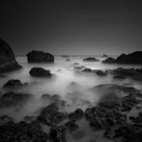 Sawarna Rock by Hengki24