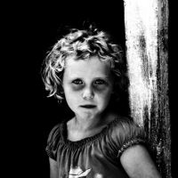 child II bw by smrdncr